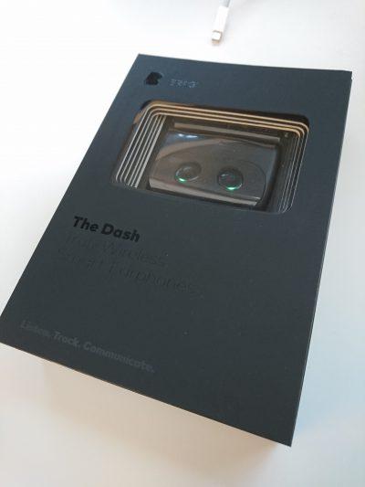 Bragi Dash Packaging image